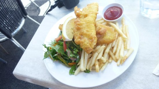 Provedore : Pesce fritto