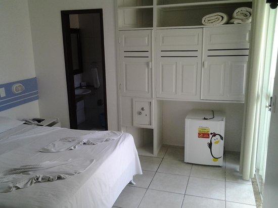 Hotel Ponta de Areia:                   quarto