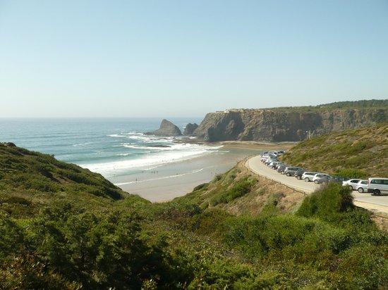 Odeceixe Beach:                   Odeceixe