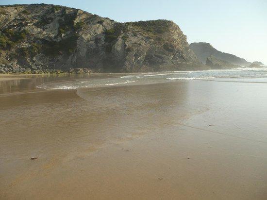 Odeceixe Beach :                   Odeceixe