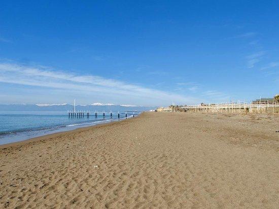 Vera Mare Resort:                   Strand