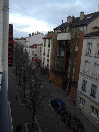 Hotel Saint Charles: Vue