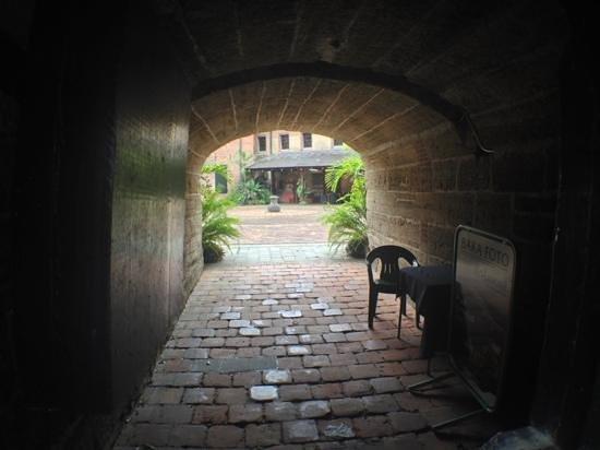 Fort Zeelandia : Inside