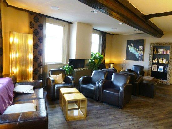 Hotel Engel: Lobby