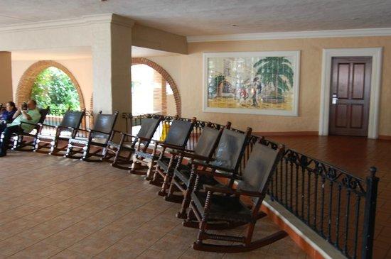 Hotel Playa Mazatlan:                                     lobby