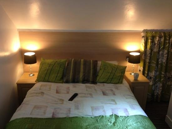 The Wilcot Hotel:                   double room