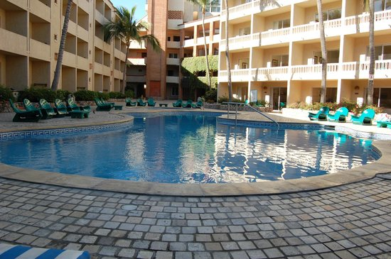 Hotel Playa Mazatlan:                                     pool we used most often