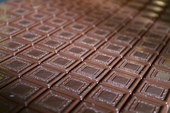 Maison Cailler Chocolaterie:                   chocolate