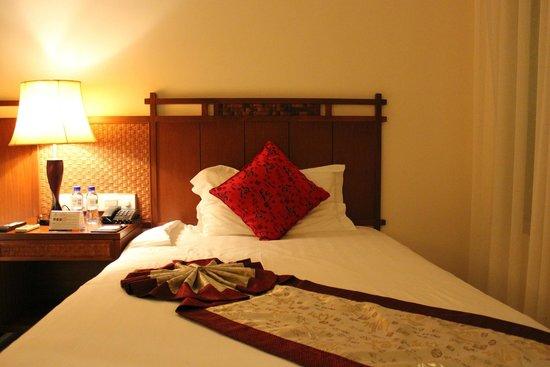 Tianfuyuan Resort:                                     Double room