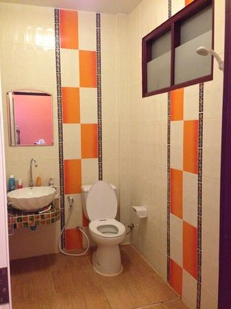 The Best Guesthouse:                                     toilet