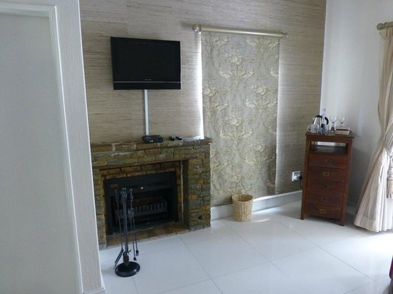 Villa Moringa Guesthouse: Unser Zimmer