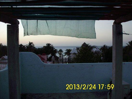 Sea Hawk:                                     roof top view