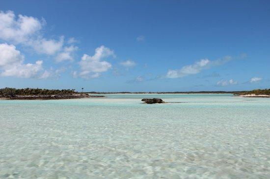 Paradise Bay Bahamas:                                     les cays