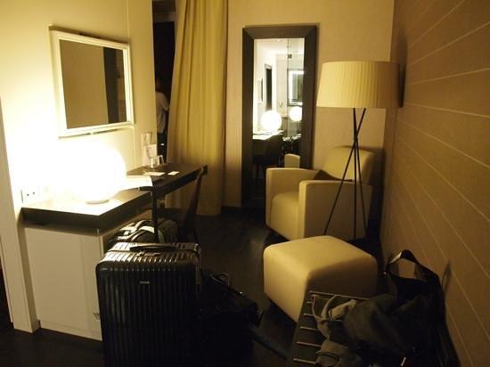 Hotel Palazzo Sitano:                   주니어 스윗 룸