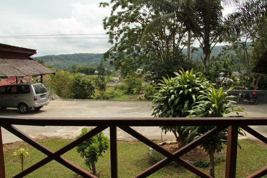 Ue Datu Cottages: Our view