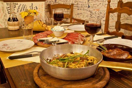 Tavolo per Due Ristorante A Casa Tua Certaldo