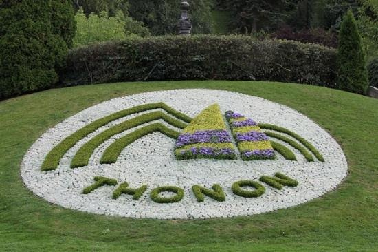 Visite historique de la ville de thonon updated 2018 top for Piscine de thonon