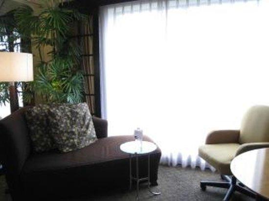 Sheraton Miyako Hotel Tokyo:                   お部屋