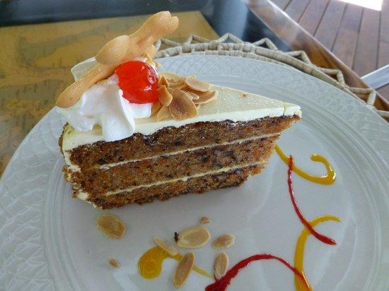 Windjammer Landing Villa Beach Resort: Pudding