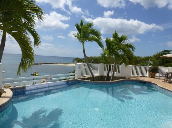 Windjammer Landing Villa Beach Resort: Hibiscus pool