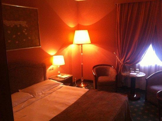 ADI Doria Grand Hotel: Camera