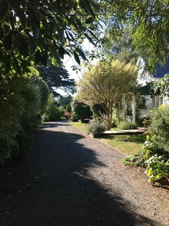 Marlborough Bed & Breakfast:                   Main house