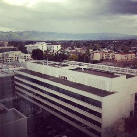 The Fairmont San Jose: View