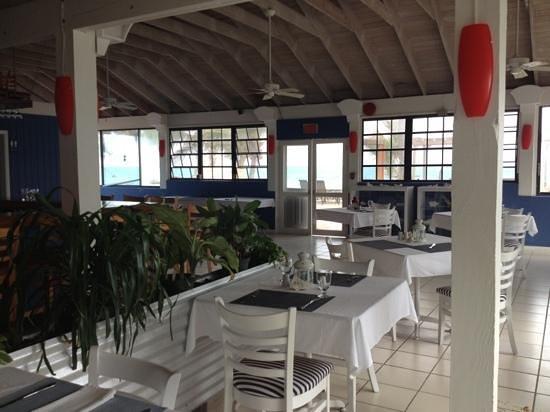 Exuma Palms Hotel:                   restaurant