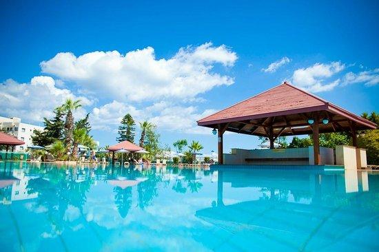 Antigoni Hotel:                   Бассейн