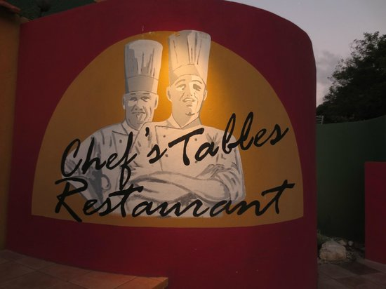 Chef's Tables:                   Chefs Tables