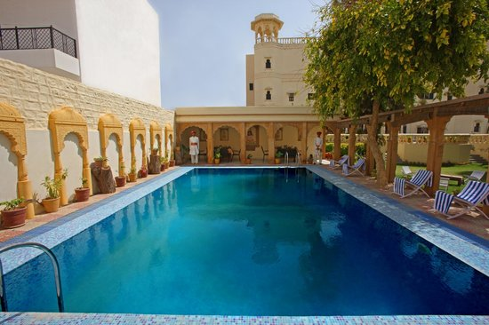 Hotel Jhalamand Garh