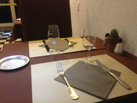 Hotel Saint Jacques: Salle de Restaurant
