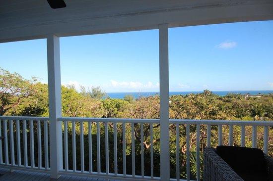 Pink Sands Resort:                                     vue de la chambre