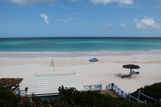 Pink Sands Resort:                                     plage pinksand