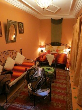 Dar Al Hamra: Room at arrival