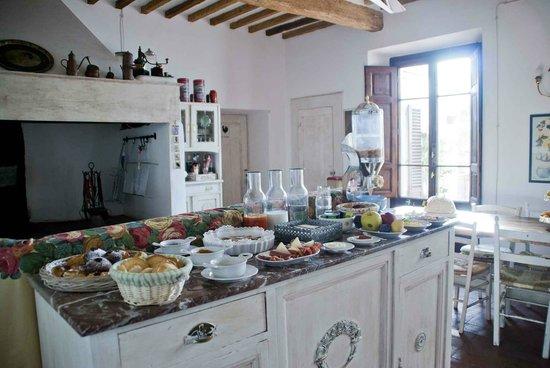 Cucina Attrezzata Le Terrazze del Chianti B&B - Picture of Le ...