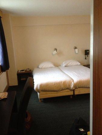 Fletcher Hotel-Restaurant De Burghoeve:                   Hotel kamer