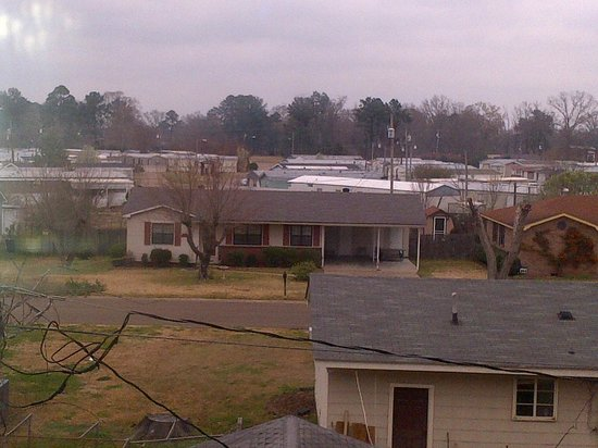 Hampton Inn Jackson/Pearl-International Airport: View from 306