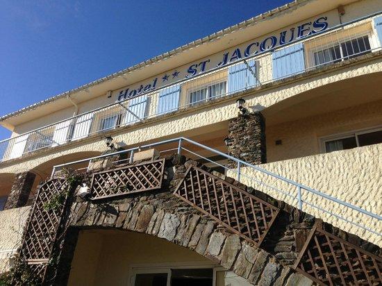 Hotel Saint Jacques: Hôtel Saint Jacques