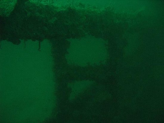 Chindonan Dive Resort: Akitsushima wreck
