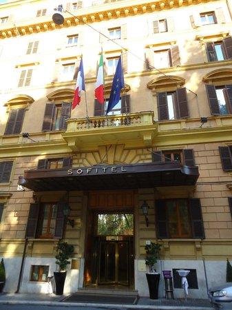 羅馬索菲特酒店照片
