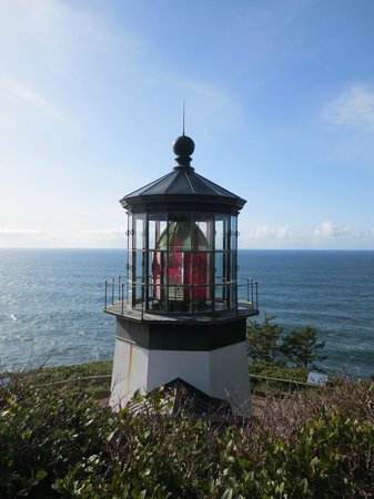 Tillamook Rock Lighthouse: Lighthouse