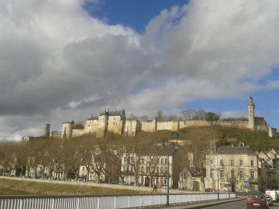 Hotel Le Plantagenet:                   Chinon