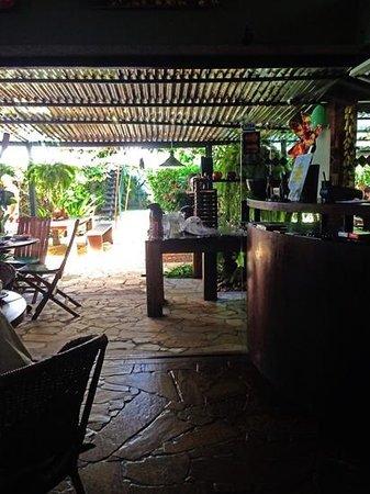 Pousada Chez Wadi:                   café da manha