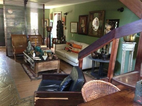 Pousada Chez Wadi:                   sala de estar