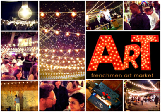 Photo of Public Art Frenchmen Art Market at 619 Frenchmen St (next To Spotted Cat), New Orleans, LA 70116, United States