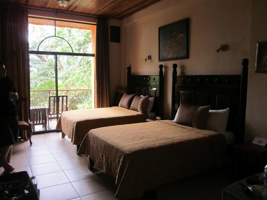 Hotel San Bada:                   Room 305.