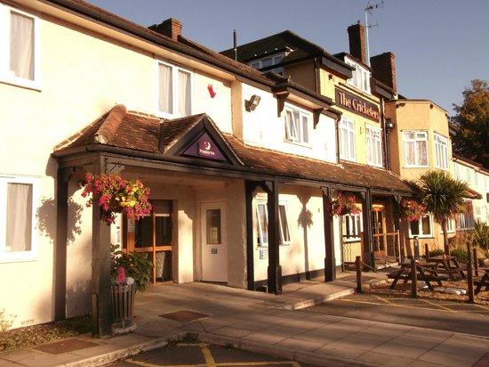 Premier Inn Bagshot Hotel: Premier Inn,Bagshot.