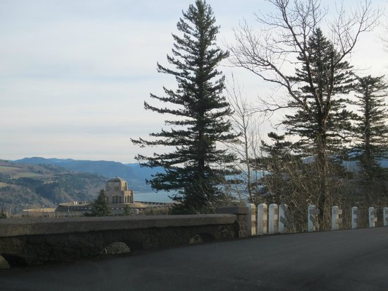 Portland Women's Forum State Scenic Viewpoint: View