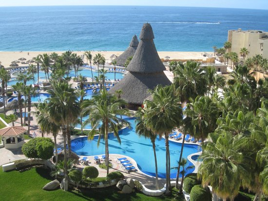 Sandos Finisterra Los Cabos:                                     the pool